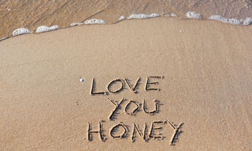 Word Geek – honeymoon