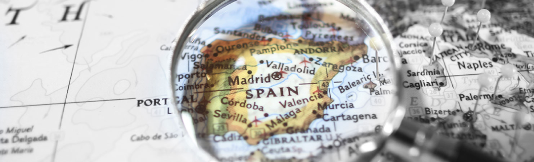 Consideration for doing business in Spain